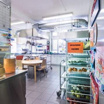 Kitchen Wings School Zurich